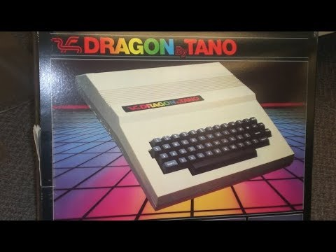 Tano Dragon 64 computer unboxing & review