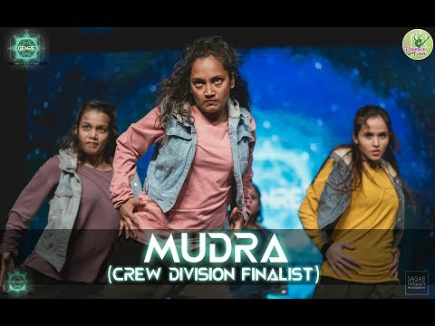 Mudra - Crew Division  Finalist | Genre- Your Style Your Stage | Dance Competition