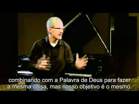 B. Kauflin - A importância da Pregação e do Louvor.