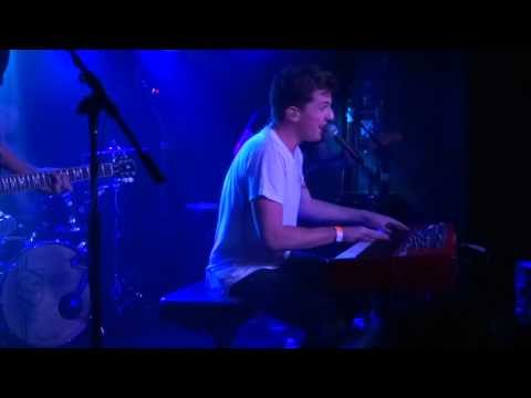 "Charlie Puth - ""I Won't Tell A Soul"" Live @ Studio At Webster Hall"