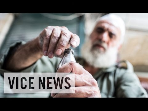 OF - Subscribe to VICE News here: http://bit.ly/Subscribe-to-VICE-News Aleppo is Syria's largest metropolitan area and a millennia-old commercial capital. Today, however, it is a relative ghost...