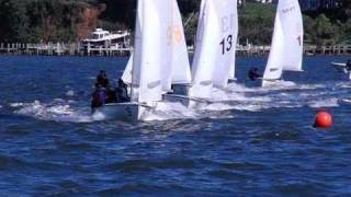420 and FJ Intercollegiate Sailing; Navy Fall Invitational