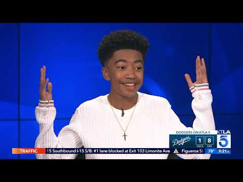 """""""Black-ish"""" Star Miles Brown on How He Plays a Young Prodigy in """"Boy Genius"""""""