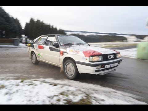 Rallye - Testag in Schenkenfelden am 09.01.2016
