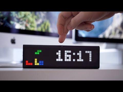 Die COOLSTE Uhr der Welt! LaMetric Time REVIEW - felixba