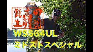 レジットデザイン代表飯高が解説!!ワイルドサイド WSS64UL ミドストスペシャル
