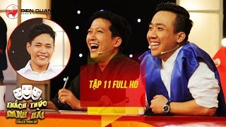 Thách thức danh hài 3   tập 11 full hd: hai giám khảo