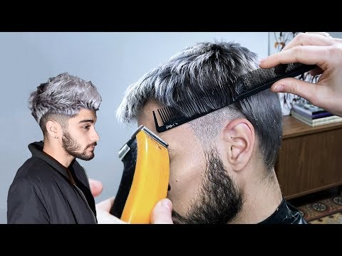 Mens hairstyles - Zayn Inspired Haircut Touch Up  Men's Hair  My Hairstyles  Ruben Ramos
