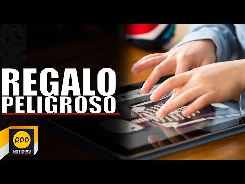 Video El peligro de regalar un smartphone o tablet a tu hijo en la Navidad download in MP3, 3GP, MP4, WEBM, AVI, FLV January 2017