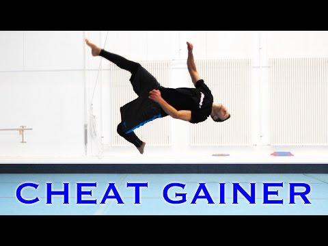 Cheat Gainer / Moon Kick Tutorial - Freerunning & Tricking (видео)