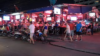 A few views of some of the bars on soi Diana in Pattaya.