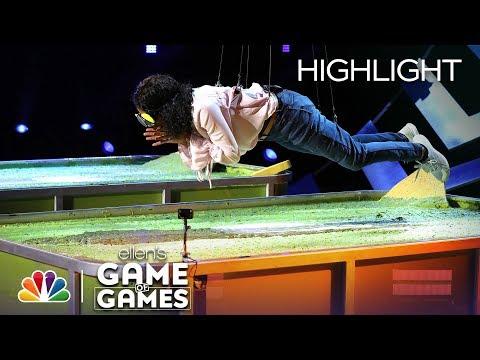 Season 2, Episode 8: You Bet Your Wife - Ellen's Game of Games (Episode Highlight)