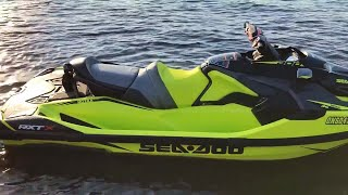 1. Sea-doo RXT-X 300 2018 First Look