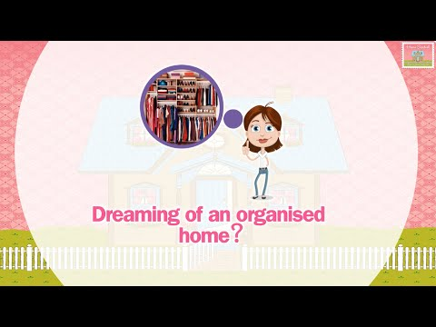 Home Organising Services Video