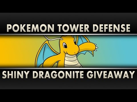 PTD 1&2: Shiny Dragonite Giveaway