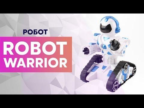 Обзор радиоуправляемого робота Robot Warrior