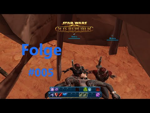 Let's Play Together As A Couple [deutsch]: Star Wars Tor #5 Facesitting
