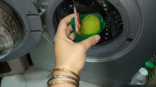 Download Video بمكونين في مطبخك احصلي على غسيل ناصع البياض، كيفية تشغيل الة الغسيل واحسن المواد لتعقيم وغسل الملابس MP3 3GP MP4