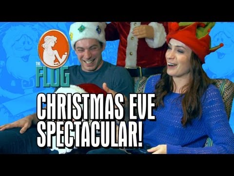 flog - Happy Holidays! Subscribe to Geek and Sundry: http://goo.gl/B62jl Join our community at: http://geekandsundry.com/community Buy Geek & Sundry merchandise...