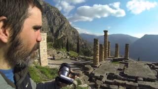 Día 67: Delfos y el templo de Apolo