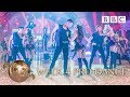"""Strictly Pro-Dancers perform Dua Lipa""""s """"Hotter Than Hell""""- BBC Strictly 2018"""