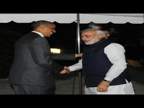 president - Ahead of their Summit talks, US President Barack Obama on Monday (Sept 29) hosted private dinner for Prime Minister Narendra Modi as the two leaders sought to reinvigorate bilateral ties. US...