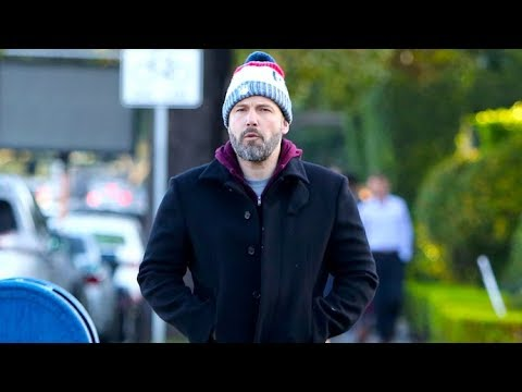 Ben Affleck Is Ready For The Patriots Vs. Chiefs AFC Championship Showdown