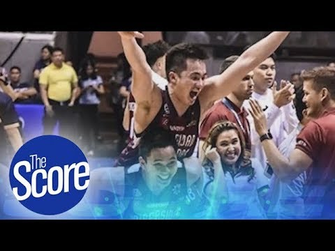 The Score: UP fighting maroons Paul Desiderio and Jun Manzo talk about their childhood