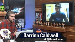 Darrion Caldwell Talks About Signing a Contract Extension with Bellator, Reebok Deal and More by MMA Fighting