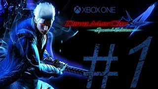 Nonton Devil May Cry 4 Special Edition  Vergil Legendary Dark Knight Difficulty   Part 1  Film Subtitle Indonesia Streaming Movie Download
