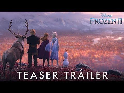 Frozen 2 - Teaser Tráiler Oficial en español?>
