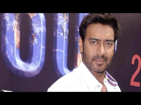 Ajay Devgn Pledges His Support For WWF's 'Earth Ho