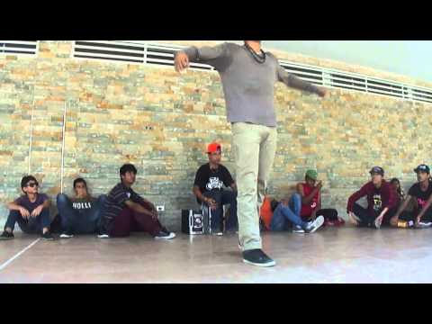 Free step, Meet up barranquilla (2013) Demo de jury - Heyder (Po