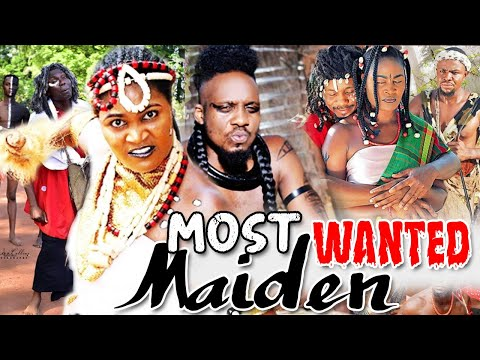 Most Wanted Maiden Part 1&2 - Chizzy Alichi Mba & Jnr Pope Latest Classic Nigerian Nollywood Movies.