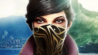 DISHONORED 2 Gameplay Trailer (E3 2016) by Game News