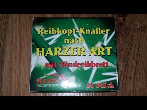 Keller Reibkopfknaller nach Harzer Art...