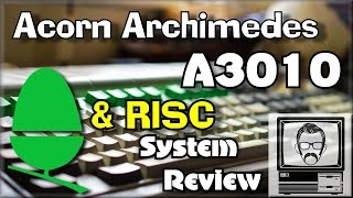 Acorn Archimedes A3010 System Review & RISC Explained | Nostalgia Nerd