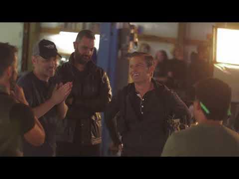 LAST SEEN IN IDAHO – Casper Van Dien - behind the scenes