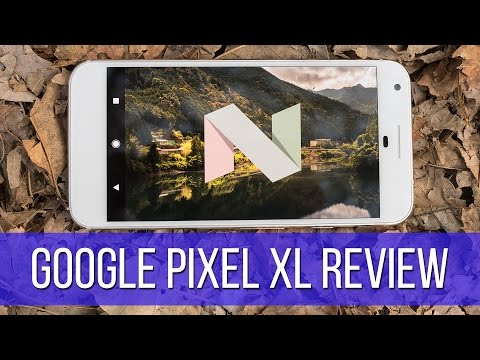 Google Pixel XL Video Review