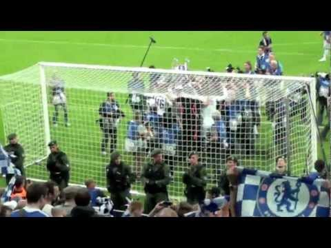 Chelsea FC - Champions of Europe, Munich 2012