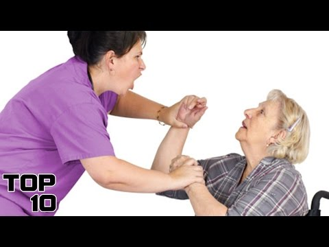 Top 10 Worst Nurses Of All Time