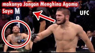 Video Penyebab Kericuhan Khabib Nurmagomedov dengan Tim McGragor di UFC MP3, 3GP, MP4, WEBM, AVI, FLV Februari 2019