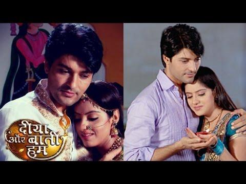 Cute Pictures Of Diya Aur Baati Hum's Sandhya & Su