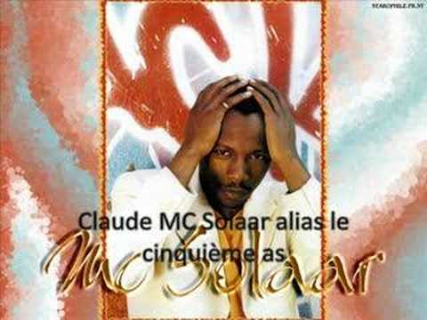 5eme - MC Solaar - Le Cinquieme As Give him all the respect he deserves! Remember he is Kai Nielsens brother... ▻made by The Elvenmistress.
