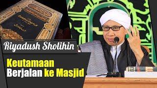 Video Bab : Keutamaan Berjalan ke Masjid | Buya Yahya | Kitab Riyadush Sholihin | 16 September 2018 MP3, 3GP, MP4, WEBM, AVI, FLV Oktober 2018