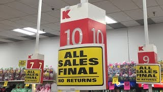 Video Off The Pegs! Kmart Store Closing in Cudahy, CA in-store video MP3, 3GP, MP4, WEBM, AVI, FLV Juni 2018