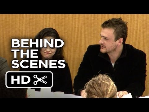 "Jason Segel goes into full character during a table read for ""Forgetting Sarah Marshall"""