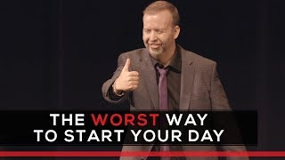 Day 144 - The Worst Way to Start Your Day