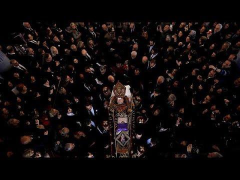 Kωνσταντινούπολη: Κηδεύτηκε ο Αρμένιος Πατριάρχης