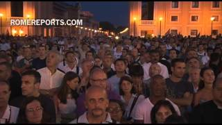Pope Francis: Homily at Vigil for Peace